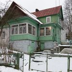 Unique land in a natural reserve with a Beautiful house for sale in Saint Petersburg, Krasnoselskiy district.