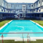 New Duplex Apartment with garage, gym and pool