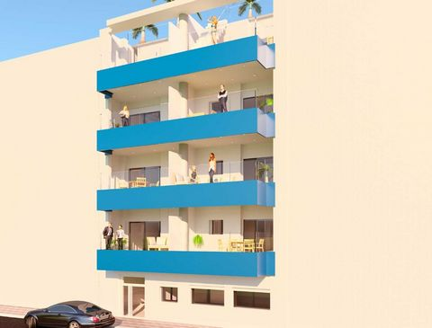 The residential Skandinavia is a modern residential consisting of apartments with 2 - 3 bedrooms and 2 bathrooms, and penthouses with solarium. The offer is completed with a large communal area formed by pool, barbecue and solarium where you can enjo...