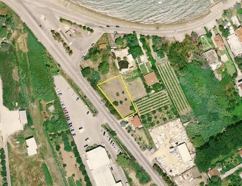 For sale a plot of land located in the coastal area (Akteo-Vernadeika) of Rio in the Prefecture of Achaia, Western Greece. It is offered for construction of houses or professional use. With sea (Corinthian Gulf / Rio Bridge- Antirrio) and mountain (...