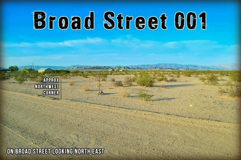 Located in Twentynine Palms. For Sale 5 acres. Easy acess via 330' of road frontage. Lot size 330' x 660' deep. Water and power on street. Around $2000 to install a water meter via the 29 Palms Water district. Electric (SCE) is along the street. Will...