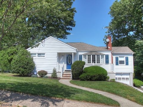 Beautiful Single Family home w/in-law suite located in the desirable Montclair Heights section of Clifton. This raised-ranch home is on a 1/3 of an acre and features 4 bedrooms, 2 full baths, LR with wood-burning fireplace, DR and Large Eat-in Kitche...