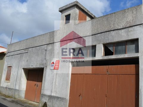 152m2 warehouse in Bombarral. Energy Rating: Exempt #ref:130160100