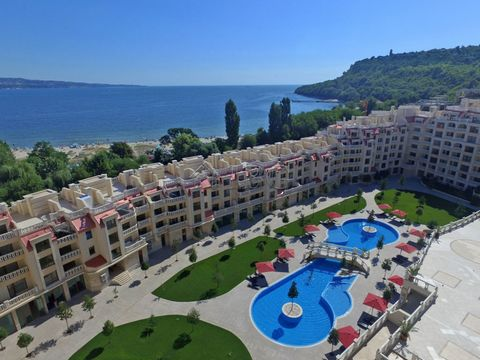 Varna. Sea View 1-bedroom apartment for sale Varna South Bay - Luxury waterfront living Varna South Bay is unique luxury complex, built on the beach among the vast greenery of