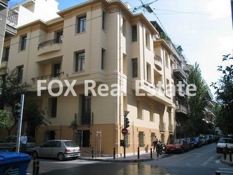 KYPSELI, a detached building 1.100sqm., listed building built in 1930, groundly reconstructed with modern internal design and best materials with views to the Akropolis. It consists of 4 levels with an internal elevator and features 2 apartments on e...