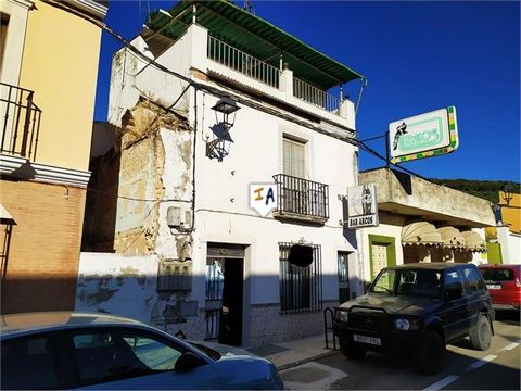 This property is located in the town of Zambra, situated between the cities of Lucena and Rute, it is a ten minute drive from both cities. In Zambra you can find all kinds of establishments that you may need. This property has on the ground floor a b...
