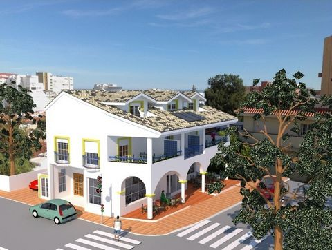Central building under construction with a facade on the corner of two streets located in the center of Arroyo de la Miel in C / Luis Vives surrounded by essential services such as shops, restaurants, parks and schools. The project includes the const...