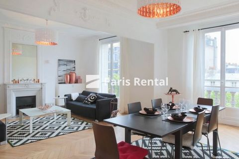 Next to Luxembourg Gardens, very refined and apartment decorated with taste and fully furnished, double livingrooom with balcony and parquet floor. Very quiet and bright bedrooms, modern bathroom and kitchen. Shoping facilities in close neighbourhood...