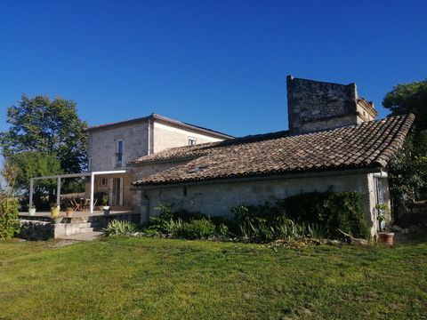 This farm and old atypical and bucolic mill, in the countryside, in a quiet and green place. Very nicely restored and full of poetry, the house and the gite have been renovated for what is structural work, it remains to bring a renovation to the tast...