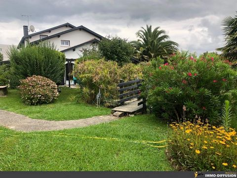 Mandate N°FRP130947 : House approximately 160 m2 including 7 room(s) - 5 bed-rooms - Garden : 2124 m2. - Equipement annex : Garden, Cour *, Terrace, Balcony, Forage, parking, double vitrage, cellier, - chauffage : gaz - Class Energy D : 175 kWh.m2.ye...