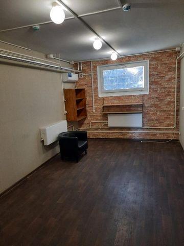 Номер объекта: 37930 Цоколное помещение 18 кв,с ремонтом и сплит системой ЖК Московский.