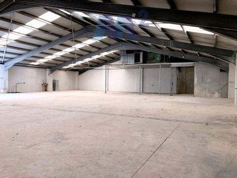 Industrial Warehouse for sale in Casarrubios Del Monte, with 14 and424 ft2.