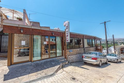 For Sale : Restaurant - Polis, Polis Fantastic investment opportunity –Restaurant in Polis Square Here is a wonderful opportunity to invest in a spacious restaurant/tavern in the middle of Polis Square. Polis is a town on the north western coast of C...