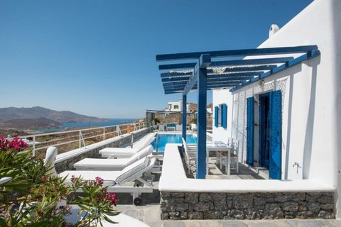 Apartment FOR SALE in Cyclades Mykonos for €250.000. This 54 sq. m. Apartment is built on the Ground floor and features 2 Bedrooms, Livingroom, Kitchen, 2 Bathrooms The property also enjoys unlimited View, swiming pool, A/C, furnished, appliances. Bu...