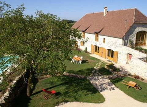 Character property renovated to a high standard comprising of (3 chambre d'hotes suites) + 2nd house / gite with 2 bedrooms + a tree house (suitable for rentals) plus 2 Romany style caravans. There is also an independent barn with conversion potentia...