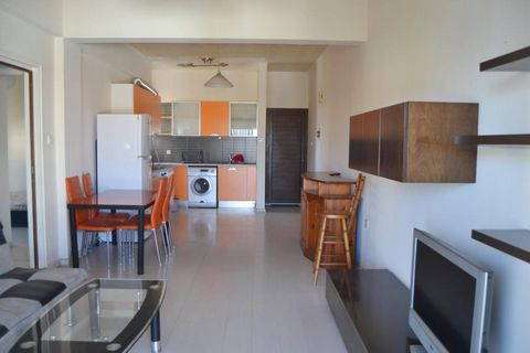 Two bedroom flat for sale with title deeds in Agios Nicolaos Larnaca. This nice flat is located in the heart of Larnaca town in Agios Nicolaos district walking distant in many services and amenities with easy access to town-centre and to Limassol hig...