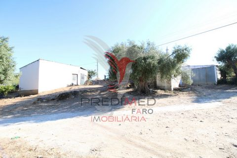 House with a huge habitable potential but in need of a restoration. This property with an urban area of 347.5m2 and a land of 6.874m2 is situated in a quiet area of easy access, a typical one-floor house with carob trees, and Olive Trees. It is locat...