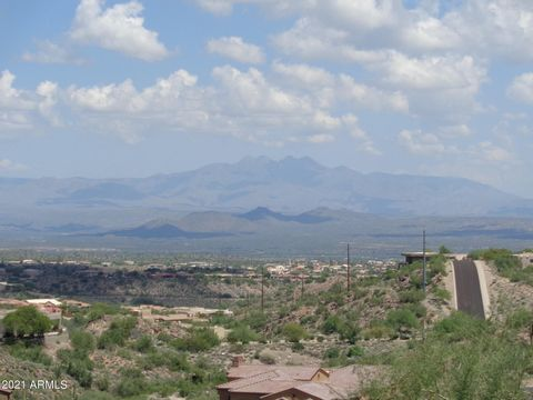 Shadow Canyon Gem! Nestled into the McDowell Mountains this lot has a flat acre+ build site with amazing views of Four Peaks and more! You will love this lot once you walk it! It is a MUST SEE! *** Financing is available! *** Check out the Virtual To...