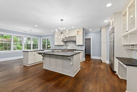 This Custom built four-bedroom, 3.2 bathroom Ranch style home is perfectly situated on 1.5 acres of level property in Windmill Farms in Armonk. Enjoy the best of country living with conveniences of great restaurants and shops only a few minutes away....