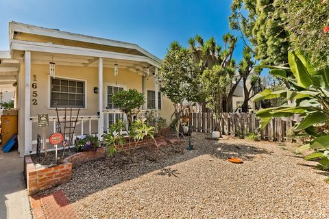 Great bread and butter building in Santa Monica with huge rental upside. Owner-user or investment opportunity with a large 2br+2ba house in front and three 2br+1ba units in the back separated by a courtyard. Almost never a vacancy and located in the ...