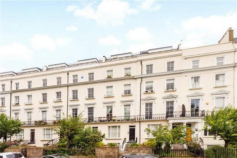 Apartment with balcony in the heart of Notting Hill living area and bedroom have solid wood floors, well finished open kitchen, the bedroom is located on the back of the property with double doors to the balcony and with beautiful views. Ideally loca...