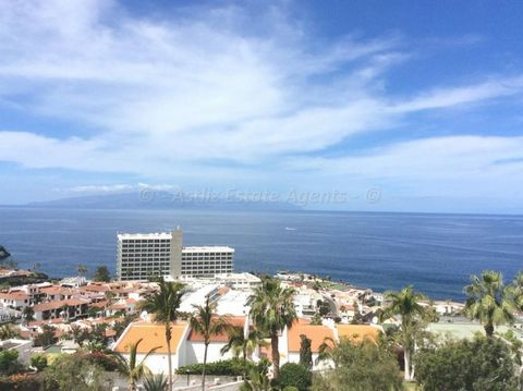 In the well maintained complex Altavista, located in Los Gigantes we have for sale a lovely residential apartment that would make the perfect holiday home in the sun. The sunny terrace is 21sq m which offers breath-taking sea views with some of the b...