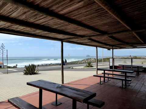 Seafront Restaurant, Portugal, Sines. Great and beautiful restaurant for sale, in full operation, with approximately 240 sqm, in front of the sea, on the outskirts of the Porto Covo Beach, in Sines. In the municipality of Santiago do Cacém, on the co...