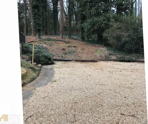 Located in Atlanta. Amazing opportunity to build on one of North Buckhead's favorite streets. Lovely deep lot suitable for walk-out back yard and daylight terrace level. Fabulous walking neighborhood. Close to excellent shopping and restaurants.