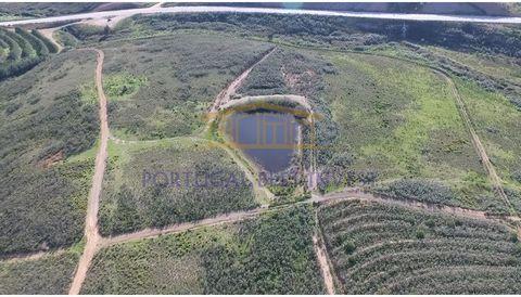 2 Terrenos Urbanos com 13,8 Hectares Ruina e Barragem, com um potencial de construção de uma moradia com 300 m2, piscina, ou com viabilidade para construir 500 m2 de Comércio / Serviços + Restaurante e actividades afins e mais 2000 m2 para Turismo Ru...