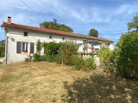 Very nice stone house situated in a quiet environment without any neighbours. This property comprises 2.5 hectares, divided into several small paddocks. It also offers a superb view over the countryside. A real haven of peace, rare on the market. Gro...