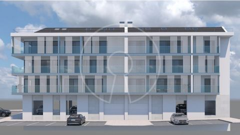 This modern apartment consists of: - 2 en-suite bedrooms, one of them with dressing area and access to a balcony. - 1 bedroom - A full bathroom - Living room (48,85 sqm) with access to a balcony - Kitchen Parking + garage for three vehicles. This dev...