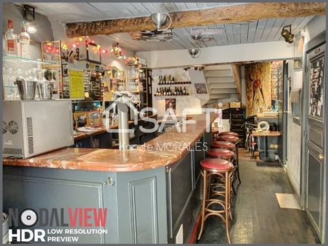 This tapas restaurant, located 1 minute from the very famous Place de La République, can only charm you with its ideal location and character. -No work needed -Possibility of all shops -Opening on 2 alleys -Equipped kitchen - Nice terrace -Capacity o...