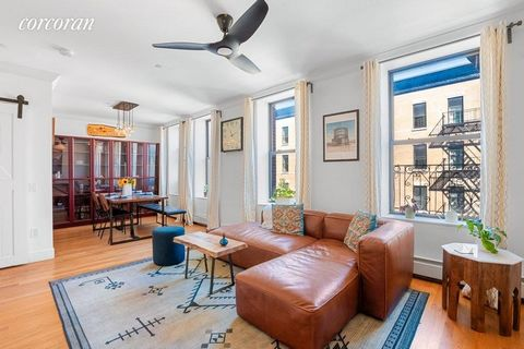 A bright, modern 3 bedroom 2 bathroom apartment in prime South Harlem just two blocks from Central Park! Currently configured as a spacious 2 bedroom, this unit features: - in unit washer/dryer - private storage unit - bike storage - GE dishwasher - ...