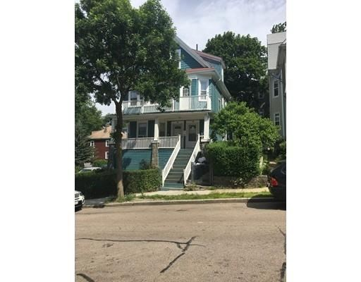 Corner lot beautiful 2 family Philadelphia style . absolute a move in condition. owner lives in first floor. A long term sec-8 tenant in second floor. Stone throw away from Ronan park, Hardwood floor throughout, Upgrade kitchens and baths. The owner ...