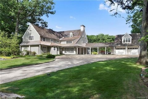 Modern New England Farmhouse overlooking the Whippoorwill Country Club fairway with pool, pool house and tennis court. A gated entrance welcomes you to this private five bedroom home where the indoors meet seamlessly with the outdoors. The finest cra...