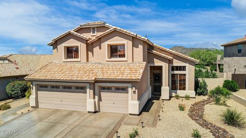 Located in the desirable gated community of Terraza in Dove Valley Ranch. This home is bordering private preserve land up against your resort style back yard. 3 car garage with built-in cabinets & epoxy floor, new hot water heater, 2 newer A/C units,...