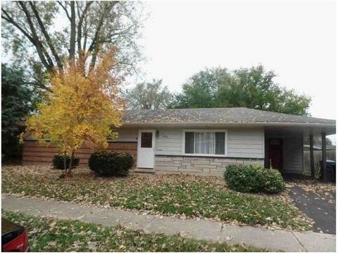 Beautiful Updated 3 bedroom 1 bath ranch home. Additional features include a rear yard patio along with two sheds. (TENANT OCCUPIED). SOLD-AS!