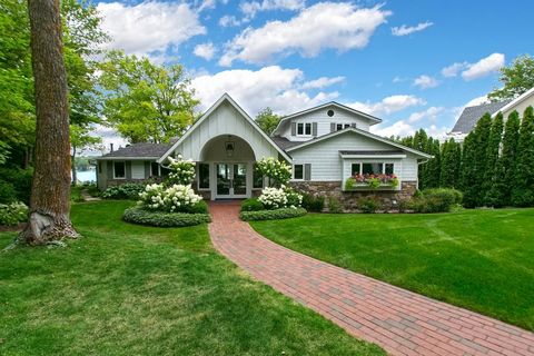 Welcome to this incredible opportunity on Lake Minnetonka. This home has been tastefully remodeled with high-quality finishes & attention to detail. Take advantage of the lake views from every angle of the home! Enjoy 175ft of private shoreline. Gorg...