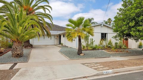 Welcome to this light and bright San Carlos single story home! Features include an open and inviting floor plan, neutral colors throughout, cozy fireplace in living room and four bedrooms. A cheerful backyard offers grass, shaded patio and privacy wh...