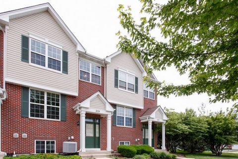 Beautiful Rare 3 Bedroom Townhome in Creekside! Grab it now before its Gone!! Rented until July 2022. Features Large Living Dining Room Combo with Large Eat In Kitchen and Outdoor Balcony.All Appliances Including Washer/Dryer Included.2 Large Bedroom...