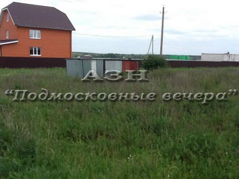 The section of 12 hundredths/IZHS/is located in village. communication - electricity along the boundary of section; gas over the long term. Access route is asphalt + a good priming, extent from the asphalt 1 km. the surrounding locality: Nature - nex...