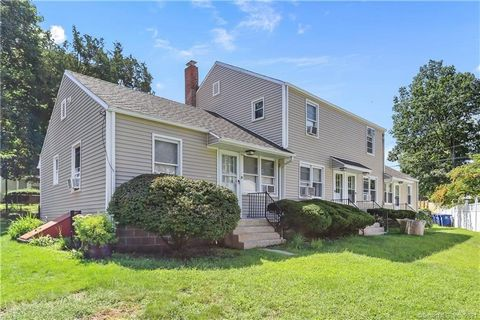 INVESTORS TAKE NOTICE Rare Treeland four family on a quiet cul-de-sac. This well maintained property has two one bedroom and two two bedroom apartments. Apartments are side by side . The mechanicals are in good condition, updates: vinyl windows and v...