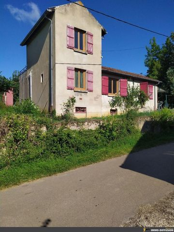 Mandate N°FRP134926 : House approximately 70 m2 including 3 room(s) - 2 bed-rooms - Garden : 263 m2. - Equipement annex : Garden, Terrace, Forage, double vitrage, Cellar - chauffage : electrique - Expect some renovation - More information is avaible ...