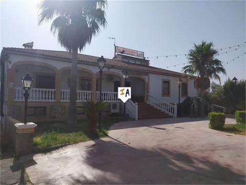 Este fantástico restaurante y lugar de entretenimiento / bodas se encuentra en las afueras de la localidad de Herrera, en la provincia de Sevilla, en Andalucía. En Herrera puedes encontrar todo tipo de establecimientos y servicios, médicos, restauran...
