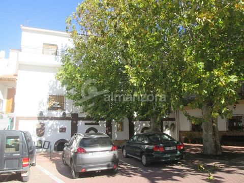 A very versatile and unusual property for sale in the village of Somontin here in the Almanzora Valley. Located in a peaceful small square above the historic fountain of San Sebastian the two storey property comprises of two independent homes. A flig...