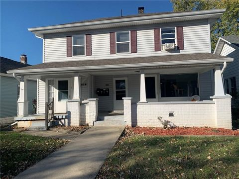Amazing cash flow opportunity with this 4 unit property in Beech Grove! Property is fully occupied and renovations made to all units in the last 12 months. Each unit features a spacious living room and kitchen along with a deck and large yard in the ...