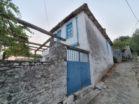 Property Code: 11095 - House FOR SALE in Thasos Theologos for €64.000. This 124 sq. m. House consists of 2 levels and features 2 Bedrooms, Livingroom, Kitchen, Bathroom The property also enjoys View of the Mountain, Window frames: Wooden, storeroom ,...