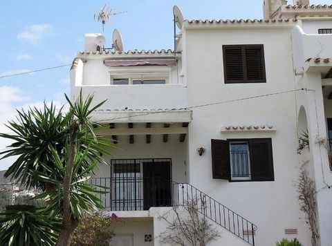 Nice bungalow in the quiet urbanization El Alcazar.. Open views with community pool and parking space.. It has two bedrooms, bathroom, kitchenette and private terrace.. Surface of the house is 74 m2. And the terrace of 8.50 m2. It has common parking....