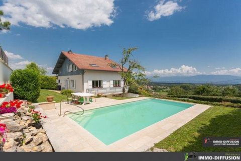 Mandate N°FRP70853 : House approximately 256 m2 including 9 room(s) - 5 bed-rooms - Garden : 1450 m2, Sight : Panoramique . - Equipement annex : Garden, Garage, piscine, Fireplace, Cellar - chauffage : fioul - Class Energy D : 210 kWh.m2.year - More ...