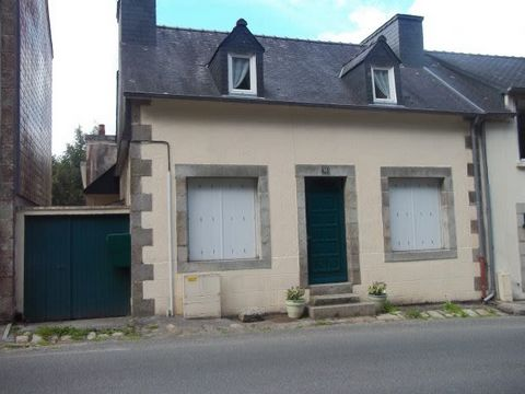 Walking distance to the centre of the village, this very large house (main photo deceptive) is absolutely immaculate inside. All the hard work has been done, it is ready to move in and sold with the furniture. It is a house build on a basement which ...